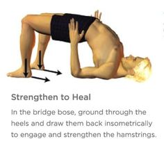 Healing (or Preventing) Hamstring Injuries Hamstring Pull, Hamstring Muscles, Hip Extension Exercise, Lower Back Pain Exercises, Yoga International, Back Injury, Physical Therapy, At Home Workouts, Healing