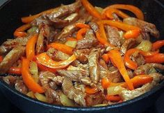 Мясо по–тайски