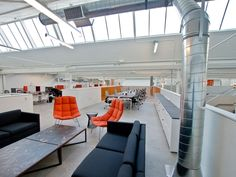 Galvanise Co-working Space