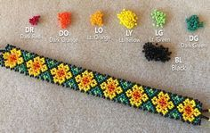 lick here to see a listing of beads