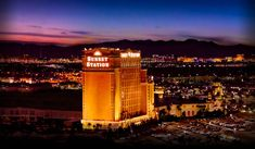 15 of the Best New Years Eve Destinations in America! Sunset Station Hotel and Casino: Henderson Nevada