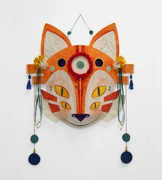 Deity Masks - Camille Chew