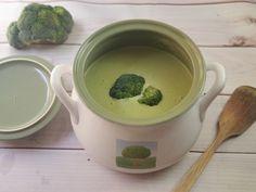 Crema de Brócoli – Las Recetas de Guada Vegetable Stock, Recipes, Entrees, Dinner, Food