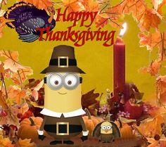 Happy Thanksgiving :) minion