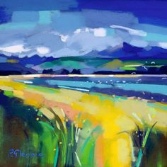 Pam Glennie : Summer, Brodick