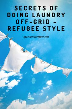 Secrets of Doing Laundry Off-grid – Refugee Style – Apartment Prepper Urban Survival, Wilderness Survival, Laundry Business, Wash Tubs, Doing Laundry, Off The Grid, Take A Shower, Saving Ideas, Emergency Preparedness