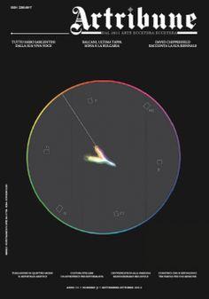 Uscita autunnale per il nono numero di Artribune Magazine, stavolta con l'elegante cover nera firmata Diego Caglioni…. Magazines, Cool Art, Notes, Culture, Elegant, Journals, Report Cards, Notebook