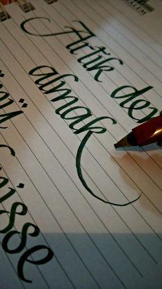 Youtube/racalligraphyart  Instagram/racalligraphyart How To Write Calligraphy, Arabic Calligraphy, Handwriting, Hand Lettering, Artist, Youtube, Instagram, Design, Calligraphy