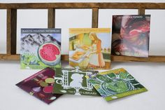 Americana Seed Collection l The New Amity Workshop