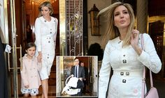 The 34-year-old's third child with husband Jared Kushner - named TheodoreJames Kushner - was born on March 27.