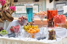 Fruit Displays For Weddings | Vintage Wedding Rings, Antique paper lanterns for indoor weddings ...