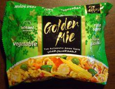 #797: Golden Mie Vegetable Instant Noodles