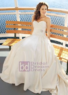 Lea Ann Belter Bridal Wedding Dress Zara