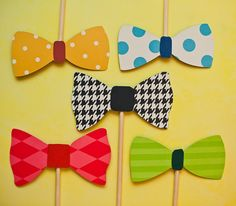 Moustaches Lips Bowties and Sunglasses Photo by sarahQhappybooths, $25.00