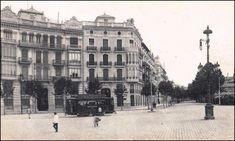 Calle Colon alrededor de 1900