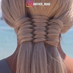 peinados videos hairstyles for long hair videos Easy Hairstyles For Long Hair, Braids For Long Hair, Braided Hairstyles, Hair Styles 2016, Short Hair Styles, Hair Upstyles, Short Thin Hair, Long Hair Video, Hair Videos