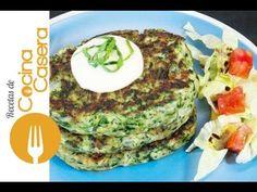Hamburguesas de pollo y espinacas - Recetas de Cocina Casera - Recetas fáciles y sencillas