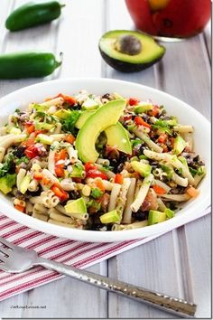 Pasta Salad Ideas Round-Up - Good Recipes Online