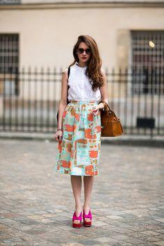 fashionsubmarine.com | moda & comportamento » Tendência: Comprimento Midi
