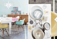 @home ~ Urban Pastels with Tara Sloggett, Julie Taylor and Warren Heath