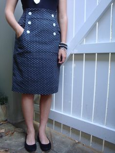 Here is my latest finished project, this time Burdastyle's pattern Kasia skirt made up in our Japanese cotton Imazu Spotted Night. The pattern is fabulous and quick to sew – with very clear instructions. I've made this up for a...
