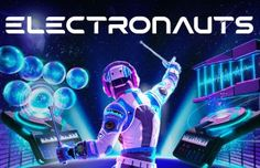 Raw Data Studio Survios Announces Electronauts for Jamming Out in VR