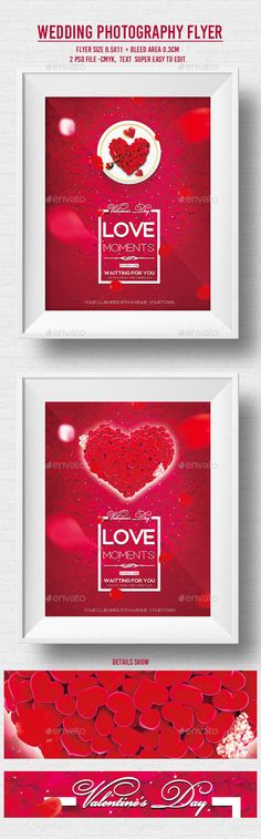 Valentines Day Flyer Template #design Download: http://graphicriver.net/item/valentines-day-flyer/10111382?ref=ksioks