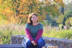 Jules Kunterbunte Welt: Herbstshirt - my endless Summer