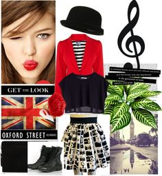 """""""British Style"""" by bee-burger on Polyvore"""