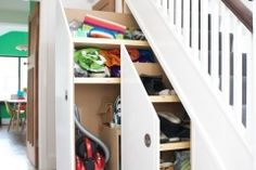 Gallery - buss Inside Home, Busses, Under Stairs, Stairways, Gallery, Home Decor, Storage, Stairs, Staircases