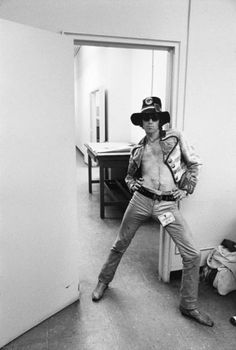 Keith Richards, by Michael Cooper (1967)