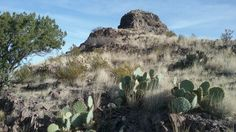 Black Hill, Billy the Kid's hideout