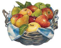 Cestas de ma - # cestas de ma - # Andrea s vegetables drawing - # andrea # cestas de ma # vegetables drawing - - - Decoupage Vintage, Decoupage Paper, Vintage Art, L'art Du Fruit, Fruit Art, Fruit And Veg, Fruit Painting, Fabric Painting, Veggie Images