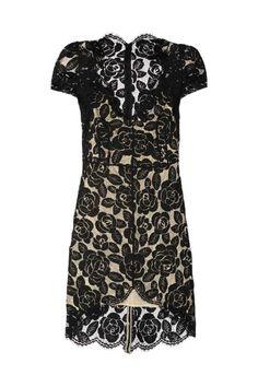 Lover Rosebud Lace Dress