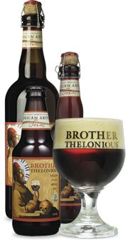 """Like a Belgian """"Dark Strong Ale,"""" this beer is rich and robust with an ABV of 9.3%. The package features a label picturing the Jazz master himself, and comes in either a 375 or 750 ml bottle with a traditional cork and wire finish, or 12 oz. 4-packs."""