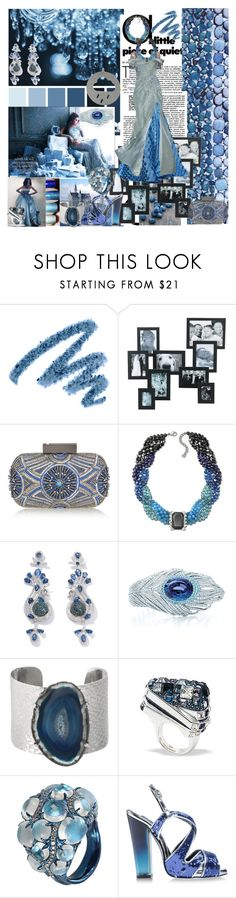 """3 IN ONE COUTURE..."" by caramelpz ❤ liked on Polyvore featuring Yves Saint Laurent, Vanity Fair, Matthew Williamson, Swarovski, Tony Ward, Paul Brodie, Tiffany & Co., John Lewis, Arunashi and Zoraide"