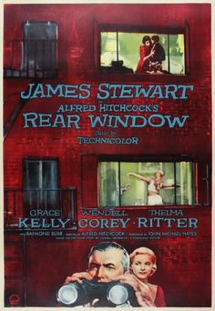 A Film A Day: Rear Window (1954)