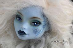 Monsterhigh Abbey repaint   Flickr - Photo Sharing!