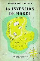La invención de Morel, de Adolfo Bioy Casares.