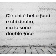 Wall sticker bellezza double face