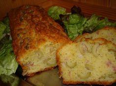 Cakes olives-lardons : la recette facile