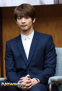 150409 Minho и Suho на Press Conference 'Fluttering India'   #Shinee #Minho
