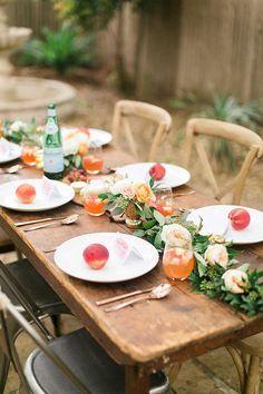 How to throw an intimate backyard wedding | 100 Layer Cake | Bloglovin'