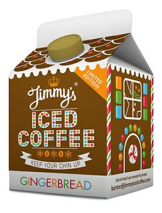Jimmy's Iced Coffee Gingerbread