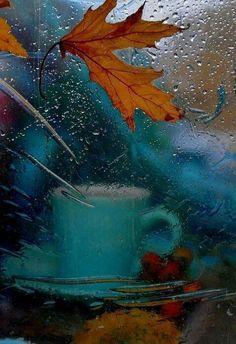 Rainy day in the valley of melancholy ☔ Day melancholy rain rainy valley - cakerecipespins. Autumn Rain, Autumn Leaves, I Love Rain, Autumn Aesthetic, Autumn Inspiration, Rainy Days, Rainy Night, Fall Halloween, Seasons