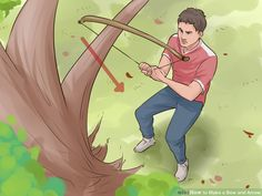 How to Make a Bow and Arrow: 13 Steps (with Pictures)