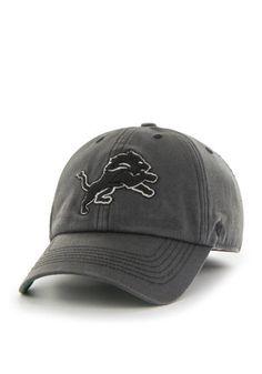 aeead2e71619d Detroit  47 Mens Grey Sachem `47 Franchise Fitted Hat Detroit Lions T  Shirts