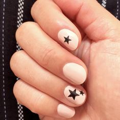 Star Nail Art Is Officially Trending This Summer Star Nail Art, Star Nails, Us Nails, Star Stickers, Nail Stickers, Olive And June, Accent Nails, Better Love, Manicure