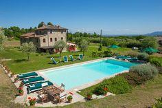Casa Milly, San Pancrazio Tuscany #villa #tuscany #lucca
