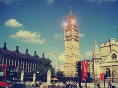 Bucket list: See Big Ben London Calling, Big Ben, Travel Around Europe, Uk Europe, Before I Die, Favim, Oh The Places You'll Go, London England, England Uk